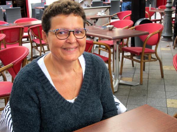 Sylvie a été soutenue par son patron et ses amis. D'ailleurs, elle a réussi à vendre 45 t-shirts pour L'Échappée rose !