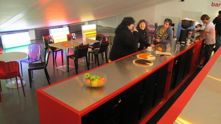 La cafet' du Nouvel Olympia