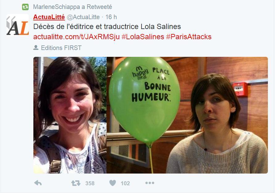 Lola salines