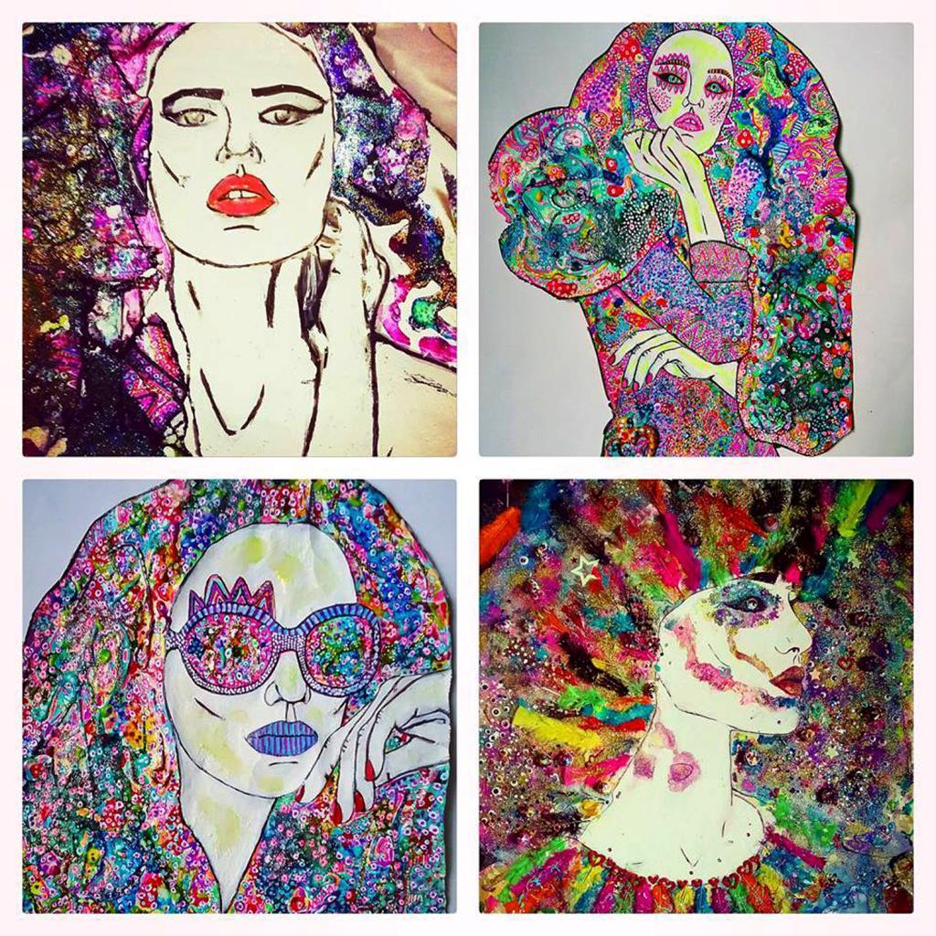 MAVILLE_Artiste oeuvres