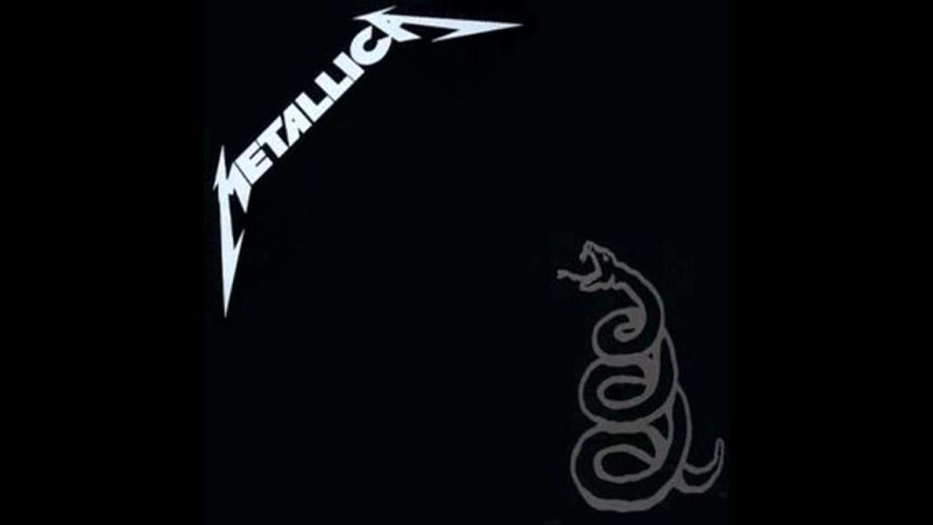 METAL black album