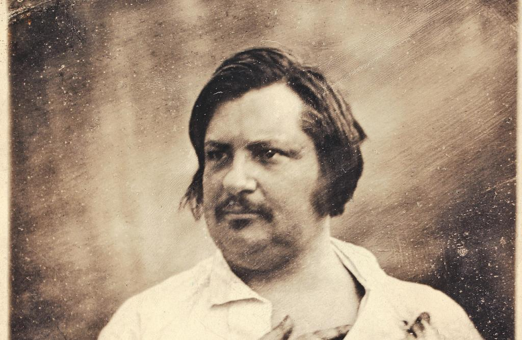 Attention, Balzac is watching you !