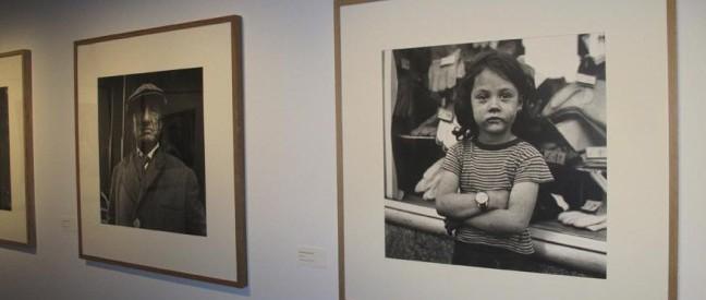 Extrait de l'expo Vivian Maier au Château de Tours