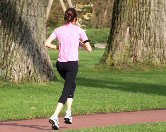 Chloé Vernon, notre chroniqueuse gastro, se lance dans la préparation du marathon !