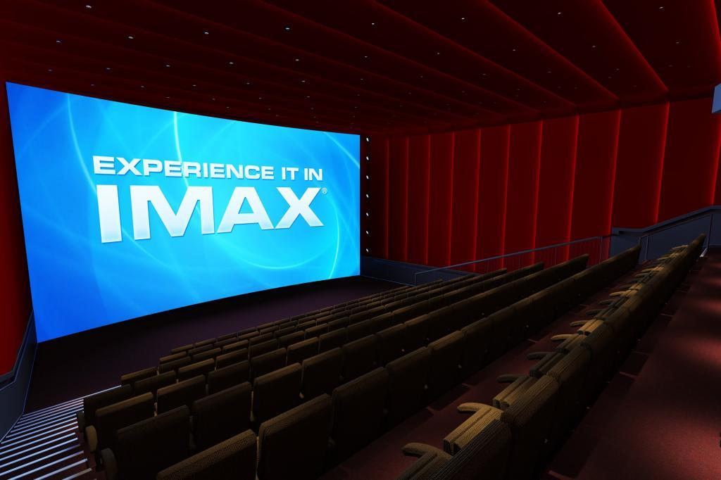 Ecran IMAX (Photo d'illustration)